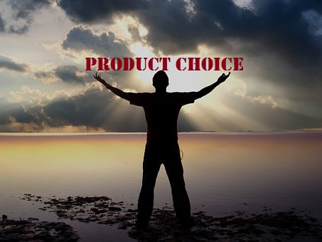 My Business Why / Product Choice